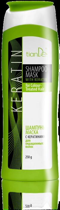 szampon maska z keratyną 20139