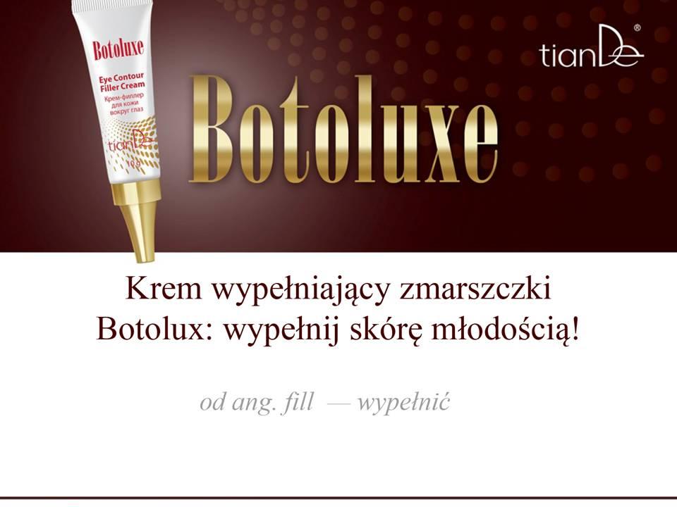 botolux2 Kremy i emulsje wokół oczu