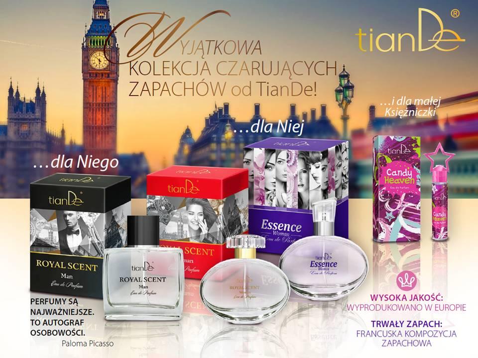 perfumy Wody perfumowane